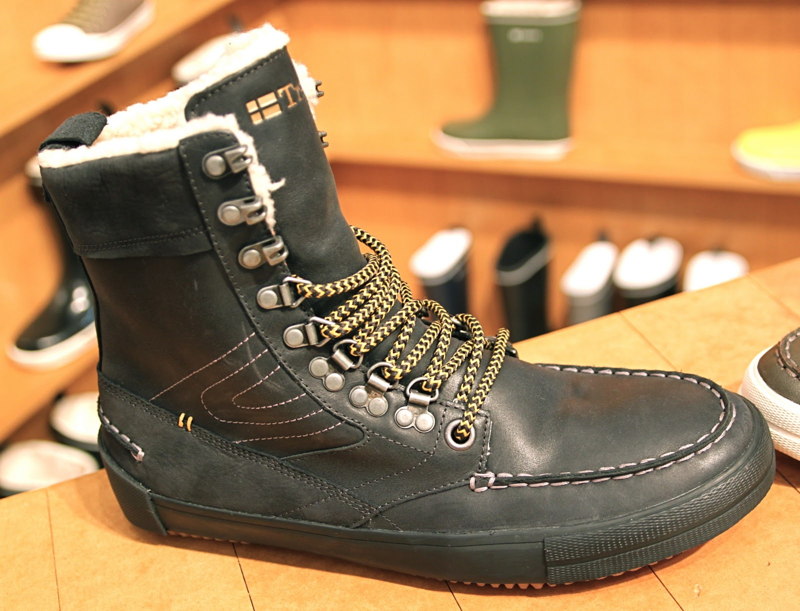 TRETORN®: FALL 2011-THE 120th ANNIVERSARY COLLECTION