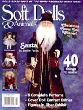 Soft Dolls & Animals January 2007