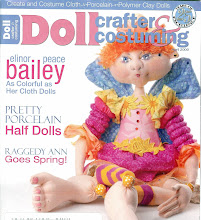Doll Crafter & Costuming April 2009