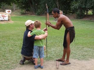 Rejser til Kuranda, Queensland, Australien