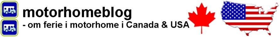 motorhomeblog.dk - Ferie i motorhome i Canada og USA