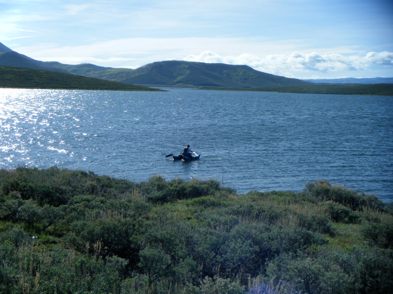 Clay 39 s fishing journal strawberry reservoir utah for Strawberry reservoir fishing
