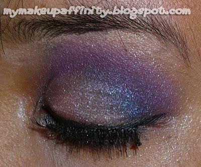 smoky purple eye makeup. smoky purple eye makeup.