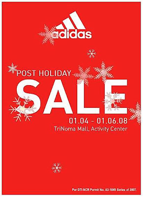 adidas post holiday sale trinoma mall quezon city fashion runway2reality blog fashion urban