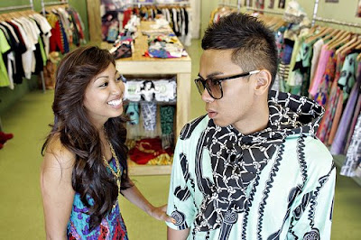 fruition las vegas nevada chris julian samantha alonso street style hip clothes vintage filipino