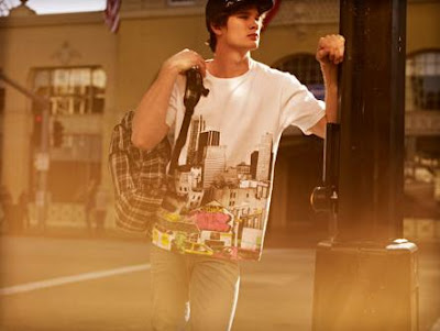 Pull and Bear, Ad Campaigns, European, Fall 2009, Foreign Fashion Brands, Street, Women, Mall, Manila, Men, Spain,