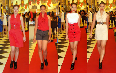 ensembles debbie co carmina villaruel celebrity fashion event models runaway