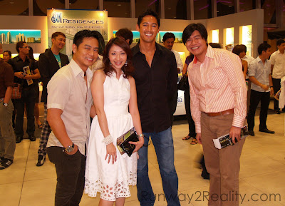 Philippine Fashion Week Holiday 2009 SMX Style Fashionista Runway2Reality Bloggers Celebrity