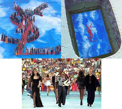 ysl yves saint laurent world cup france 1998 models