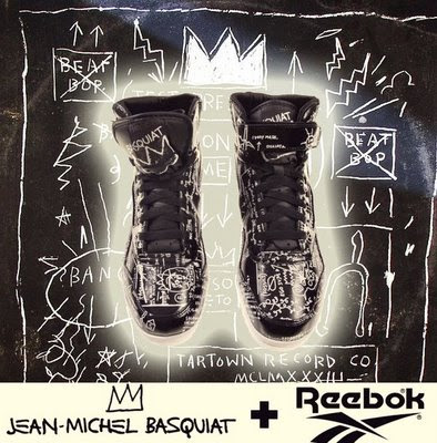 2009 Reebok x Basquiat Collection