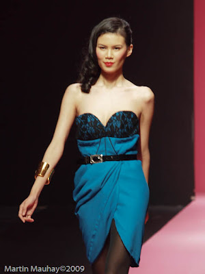 Philippine Fashion Week Spring Summer 2010 Luxewear