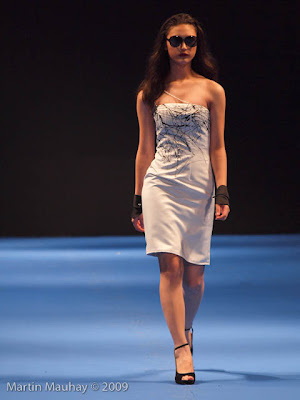 Enrico Carado philippine fashion week 2010 spring summer