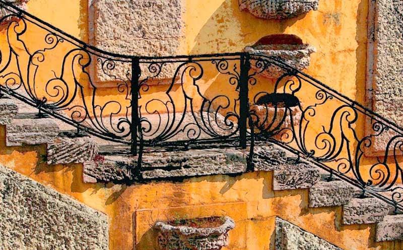 Art Wall Decor Railings Iron Wrought Iron Railing