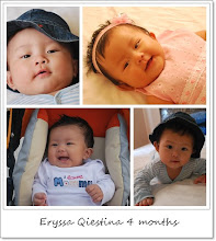eryssa Qiestina 4 month
