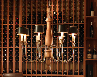 Wood candle chandeliers - ShopWiki