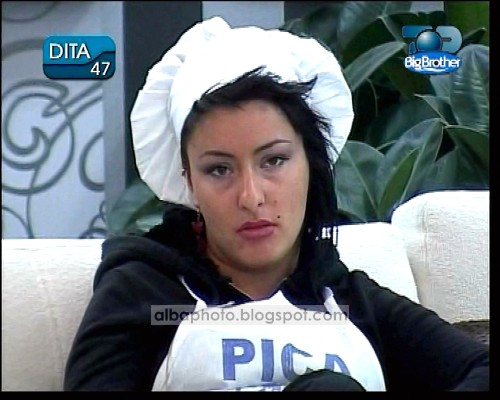 Lirita Halili Big Brother Albania 2