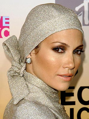 Jennifer Lopez  on Make Up Fever  Septiembre 2010
