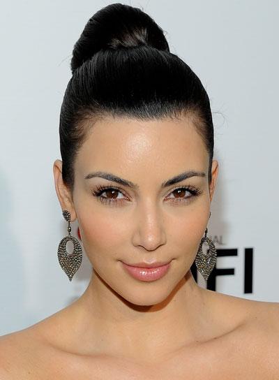 Make Up Fever: Estilos y Celebs: Kim Kardashian
