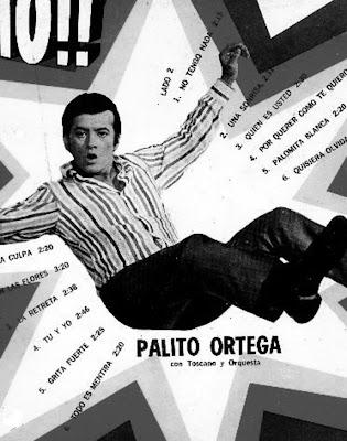 Palito Ortega dans les années 70