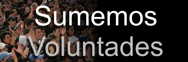 Sumemos Voluntades