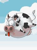 Flying^cow
