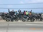 menuju Lampung