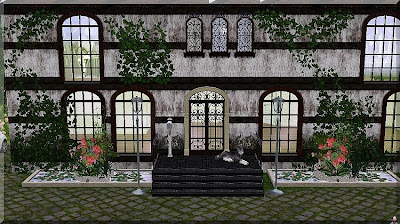 Finds Sims 3 .:. 11 - 9 - 2010 .:. Wallset3-3