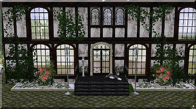 Finds Sims 3 .:. 11 - 9 - 2010 .:. Wallset3-4