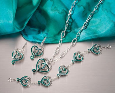 Celtic Heart Bracelet