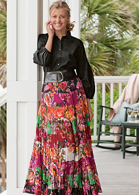 Rancho la costa skirt