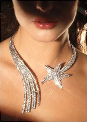 Wraparound Shooting Star Necklace