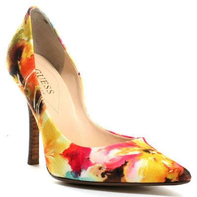 Carrie 6 - Yellow Multi Fab