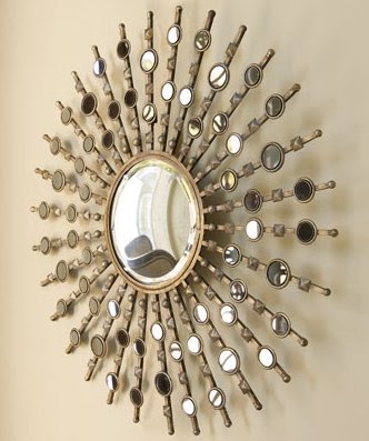 Wall Decor Mirror Home Accents