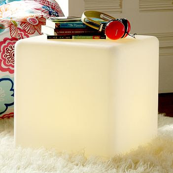 Light Cube Lounge Table