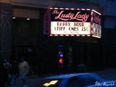 The Lusty Lady, Seattle, WA, 07-Oct-06