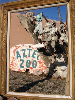 Aztec Zoo, Albuquerque, NM, 23-Dec-06<br />