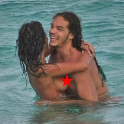 joakim noah with naked woman