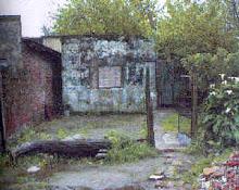 Casa de nacimiento en Villa Fiorito