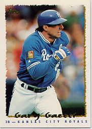 1995 Topps #353 Gary Gaetti