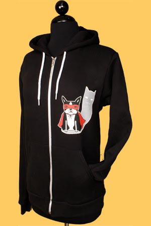 Super Punch: Clothing for Boston Terrier Lovers