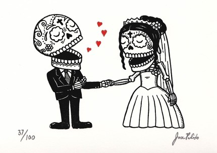 Super Punch: Sugar Skull couple in love (link roundup)