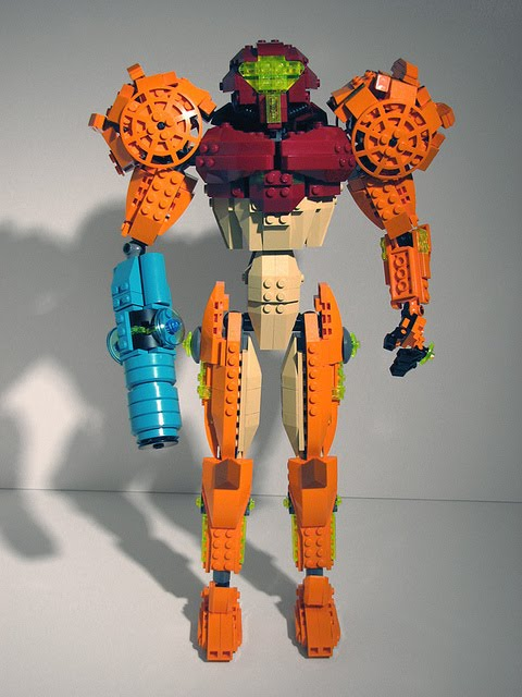 LEGO Samus - Dorkly Post
