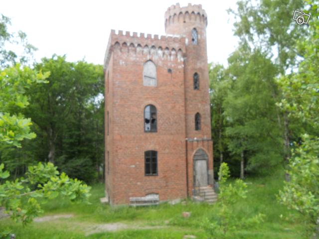 Super Punch Tiny Castle For Sale