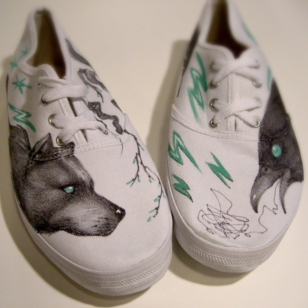 Super punch art shoes by sam wolfe for Shoe sculpture ideas