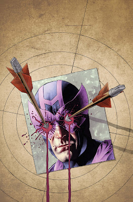 HAWKEYE003cover col The 72 Best Comic Book Covers of 2011