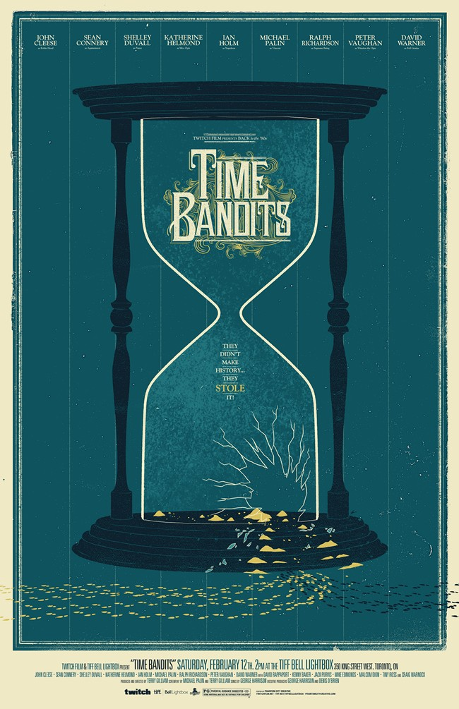 Super Punch: Time Bandits poster