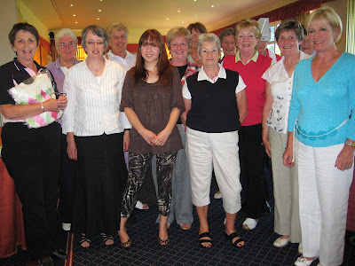 Some of the 2007 Douglas Park Open Day Greensomes Winners -- click to enlarge