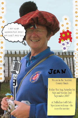 Jean Campbell D&A Webmaster - click to enlarge