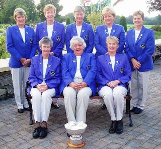 The 2007 Scottish Seniors Team