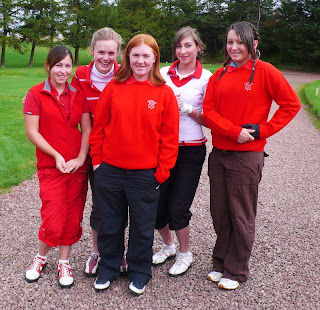 Lanarkshire Junior Team